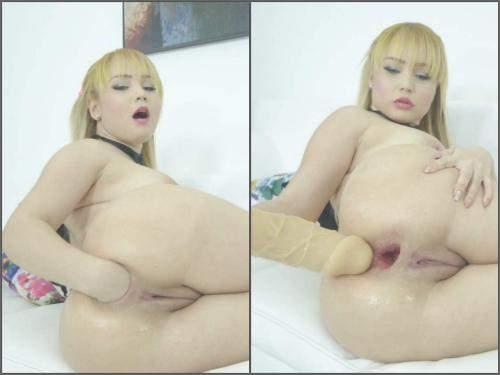 Fat Girl Anal Gape