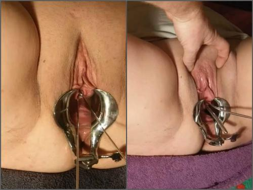 Webcam pornstar Urethral_play close-up POV urethral sounding mix - urethra penetration, urethra fuck