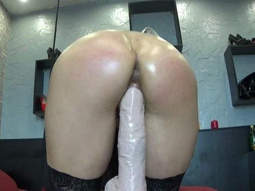 Webcam beautiful ass MILF BIackangel hot dildos sex - webcam, dildo porn